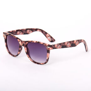 Retro Floral Camo Sunglasses,