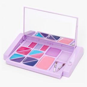 Cotton Candy Flavored LOVE Lip Gloss Set - Purple,