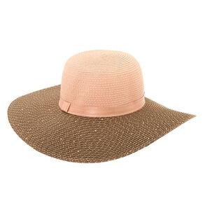 152407148b25d Sequin Floppy Hat - Blush