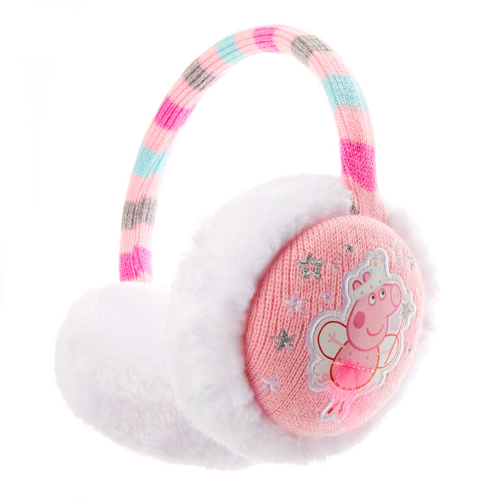 cbc0ad92c15 Peppa Pig Fairy Princess Earmuffs