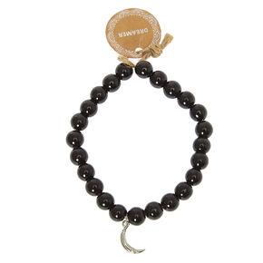 Dreamer Stretch Bracelet - Black,