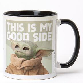 Mug Le Mandalorien et l'Enfant Star Wars™ - Blanc,