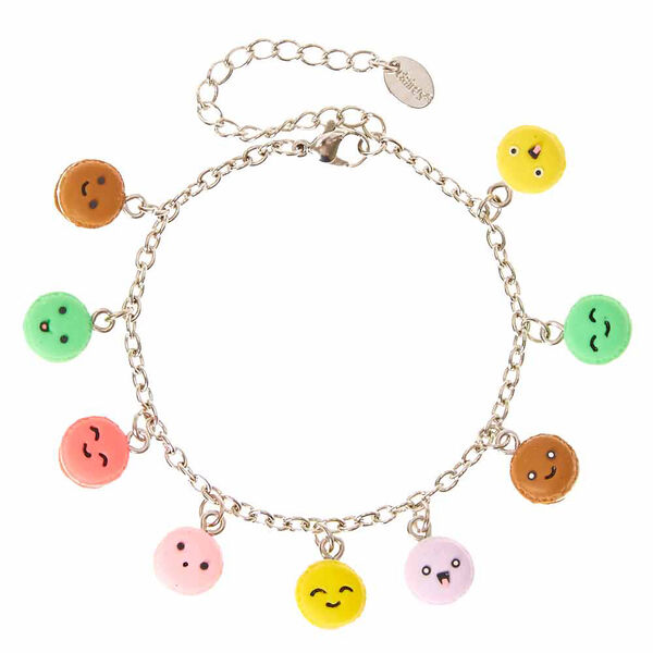 Claire's - macaroon charm bracelet - 2