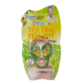 Masque pour le visage peel off arbre à thé 7th Heaven,