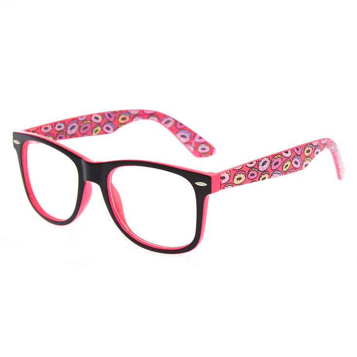 Retro Donut Frames - Pink | Claire\'s US