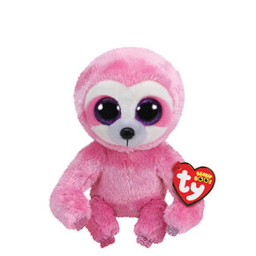 cafe5257aa1 Ty Beanie Boo Small Simone the Sloth Soft Toy