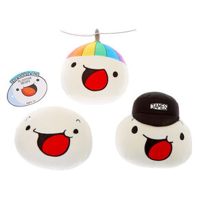 TheOdd1sOut™ Plooosh Heads - Styles May Vary,
