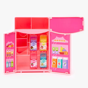 Baumes à lèvres réfrigérateur rose - Lot de 4,
