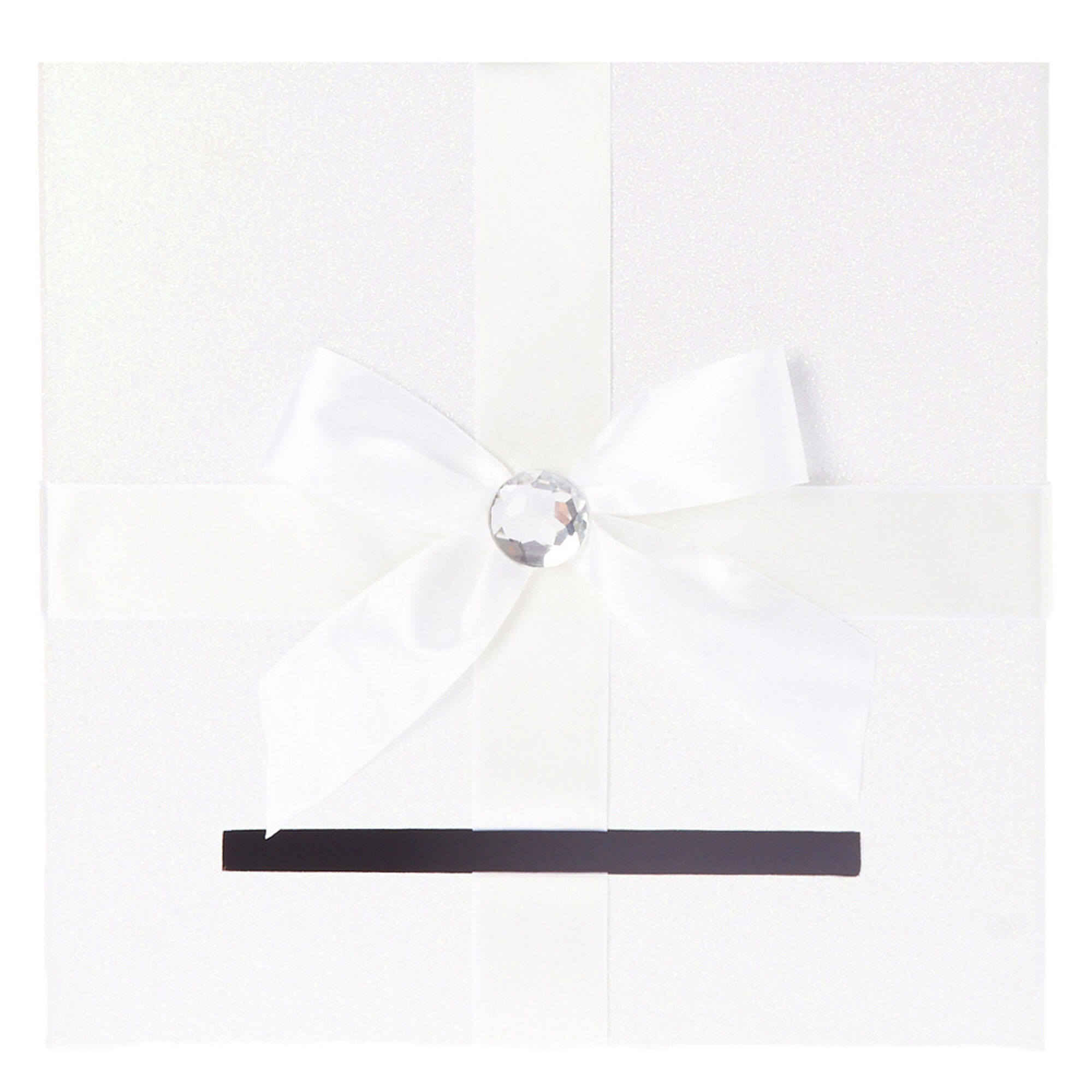 White Wedding Card Box | Claire\'s