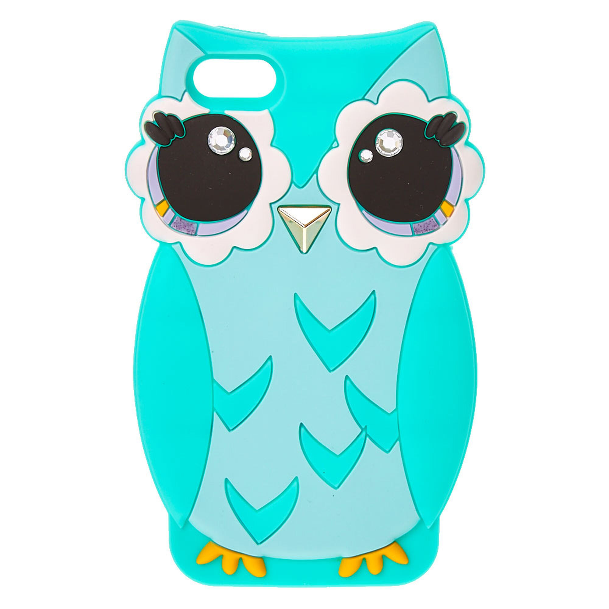 Cute Mint Green Owl iPod® Case | Claire's US