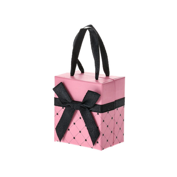 Claire's - small quilted gift box - 1