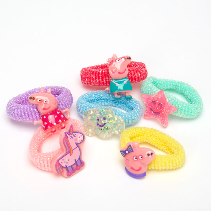Peppa Pig™ Hair Bobbles – 6 Pack,