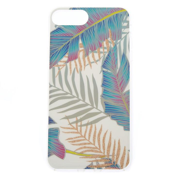 Pastel Palms Phone Case - Fits iPhone 6/7/8 Plus,