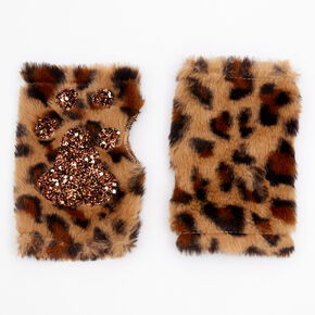 Plush Leopard Costume Kit - 3 Pack,