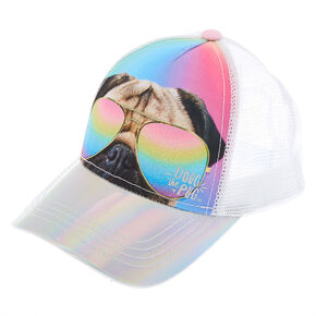 849a5a495c911 Girls Hats - Beanie Hats, Knit Berets & Baseball Caps   Claire's US