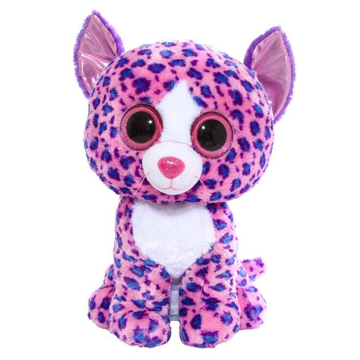 Ty Beanie Boo Large Reagan the Cat Plush Toy  fc6f57f3fd7
