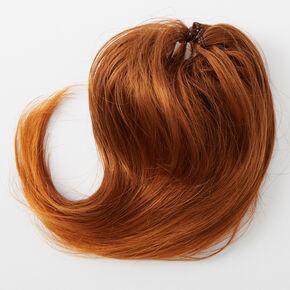 Twister en cheveux synthétiques - Roux,