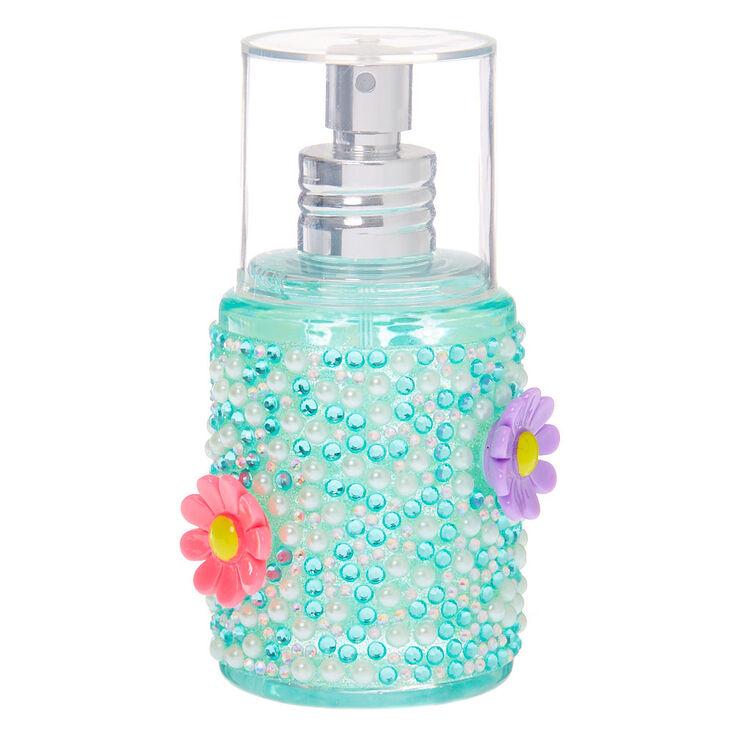 Daisy Butterfly Bling Body Spray - Sweet Rose,