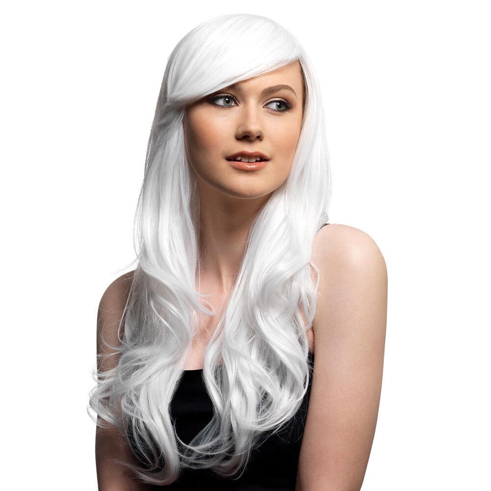 Longue perruque blanche | Claire's FR