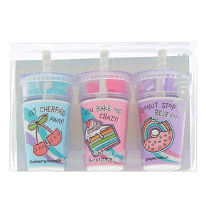 Slushie Sweets Lip Balm Set - 3 Pack,