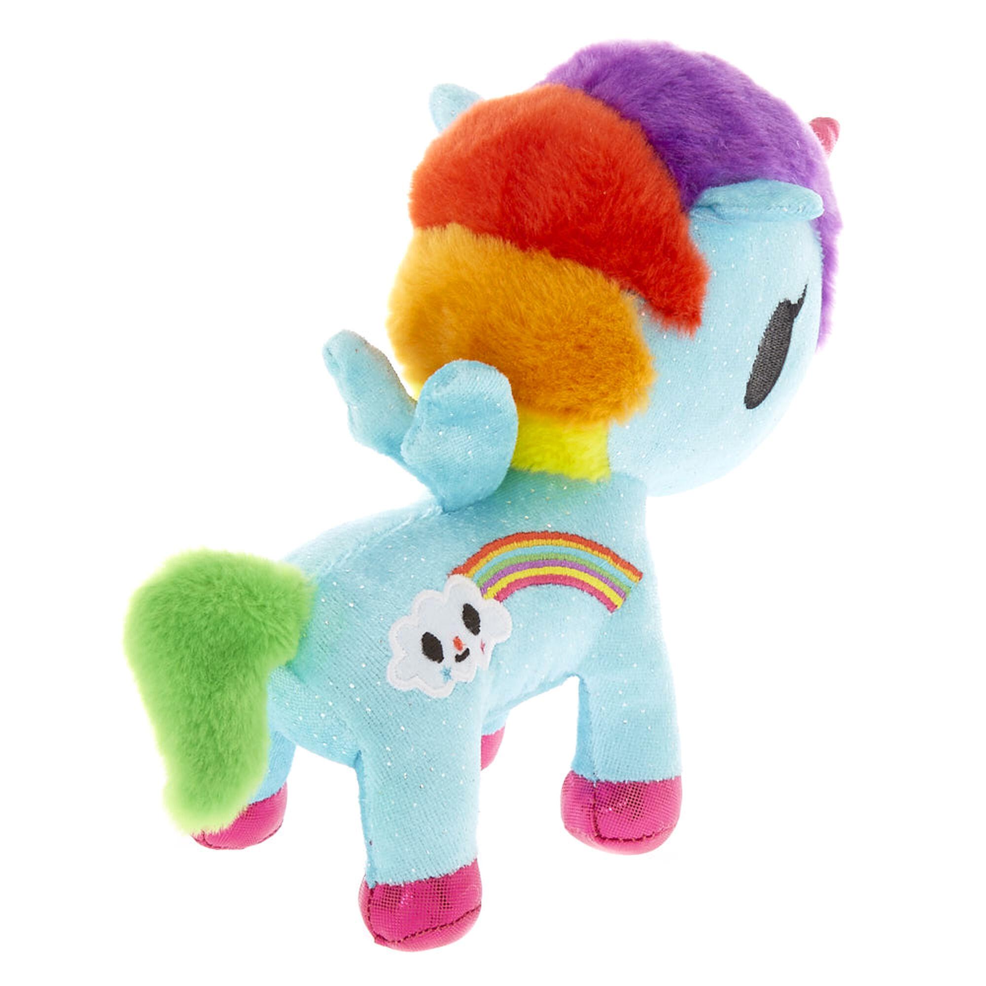 Neon Star By Tokidoki Unicorno Pixie Plush Toy Claire S Us