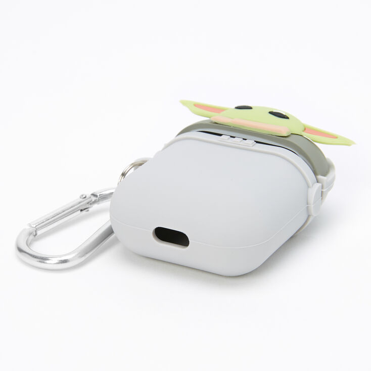 Star Wars™: The Mandalorian Silicone Earbud Case Cover - Compatible with Apple AirPods 1 & 2,