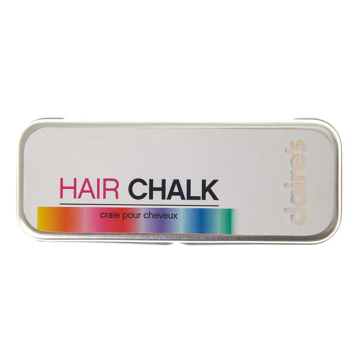7 Pack Hair Chalk Tin,