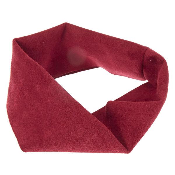 Claire's - wide suede headwrap - 1