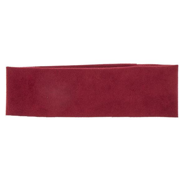 Claire's - wide suede headwrap - 2