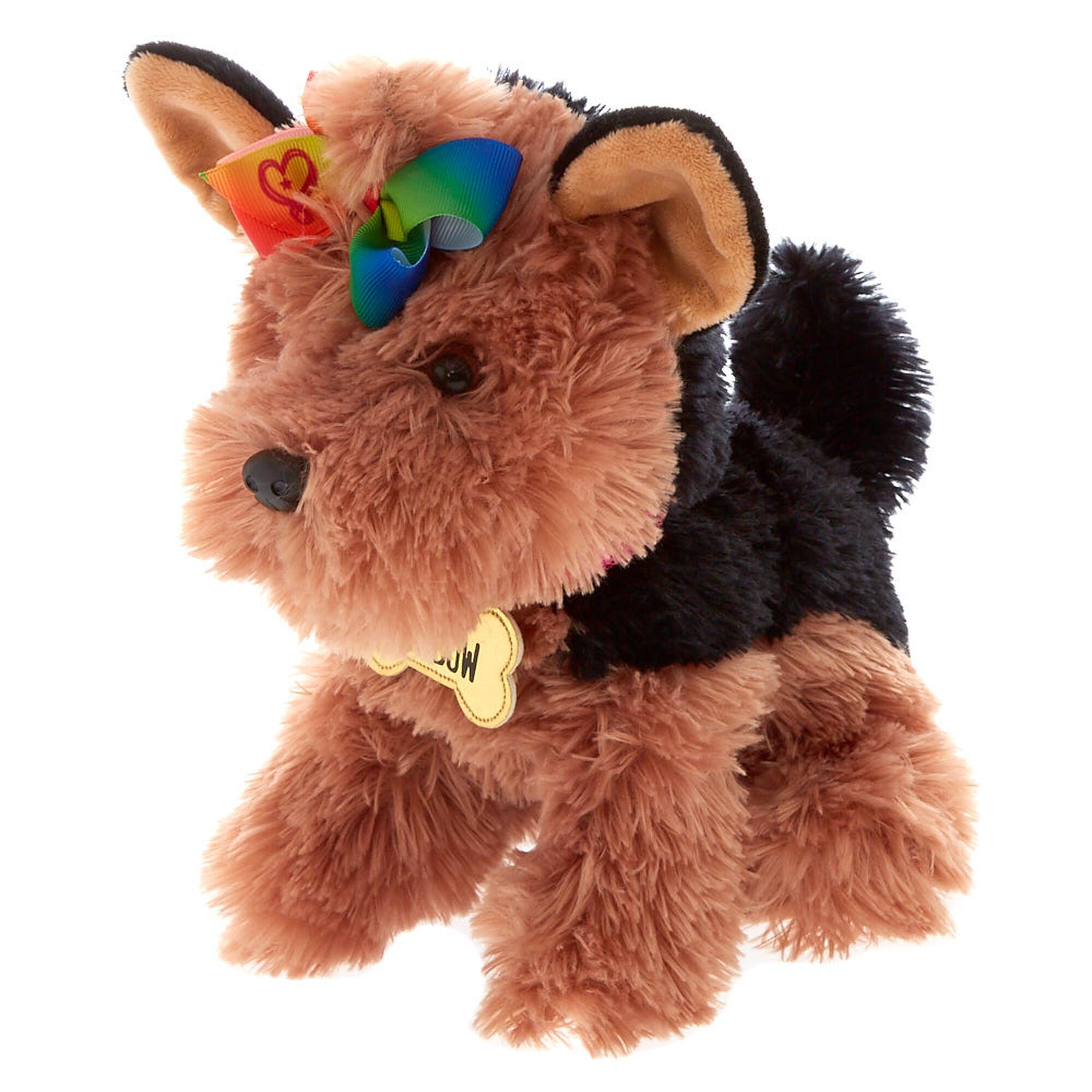Jojo Siwa Bow Bow The Dog Plush Toy Claire S Us