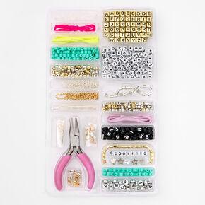 STMT™ D.I.Y. Alphabet Jewelry Kit,