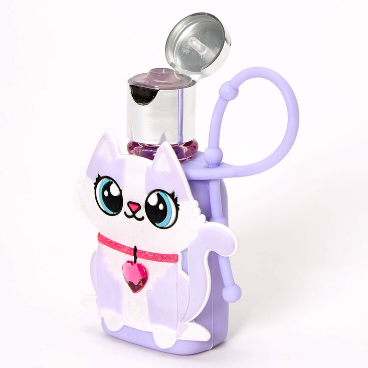 Carly the Cat Hand Sanitizer,