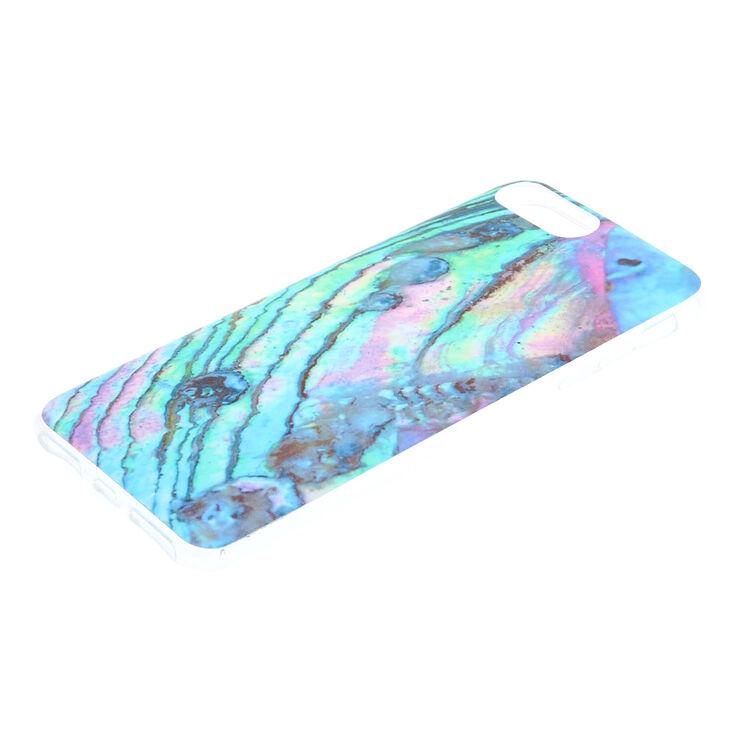 Blue Seashell Phone Case,