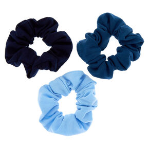 Ocean Breeze Hair Scrunchies - Blue 0b9aa322acd