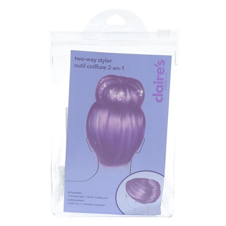 meilleur Vente au rabais 2019 Excellente qualité Kit d'accessoires pour cheveux pour deux types de chignon