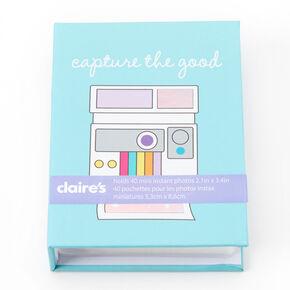 Capture the Good Instax Photo Album,