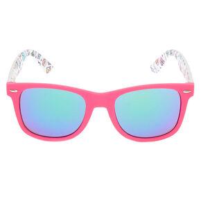Get It Girl Icon Retro Frame Sunglasses,