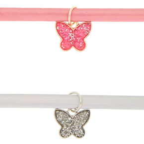 6c1505035 Best Friends Butterfly Choker Necklaces - 2 Pack