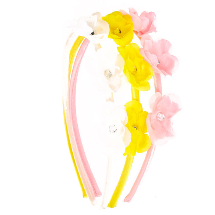 Pastel Spring Headband Set