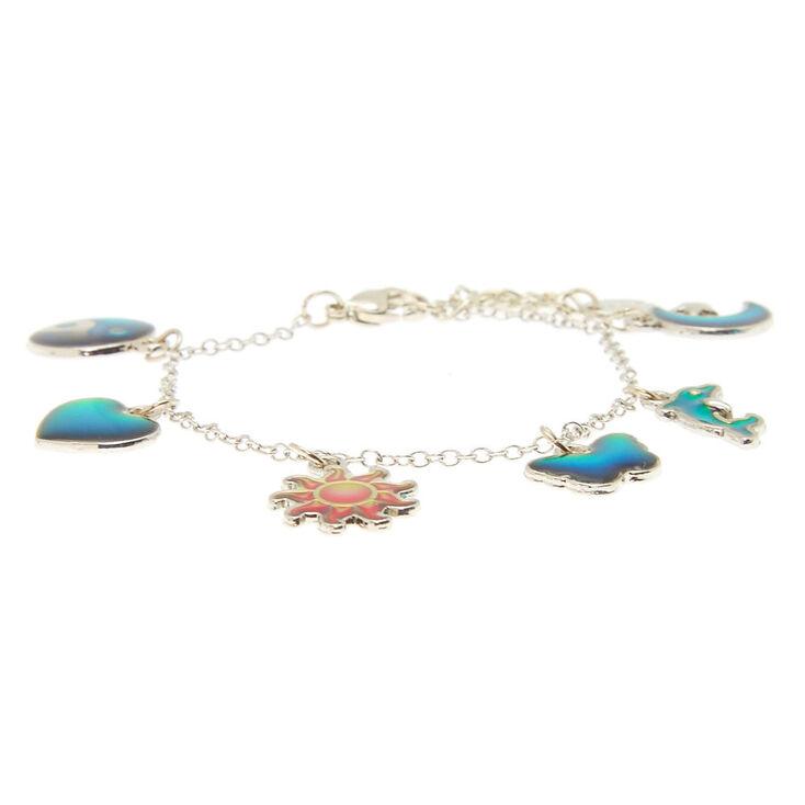 Mood Charm Bracelet,