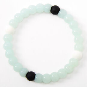 UV Inspire Fortune Stretch Bracelet - Blue,