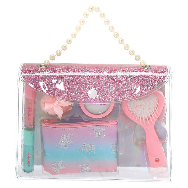 Claire's - club beauty bag set - 1