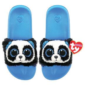 Ty® Beanie Boo Bamboo the Panda Slipper Socks,