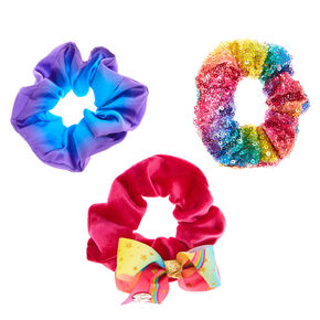 JoJo Siwa Hair Scrunchies - 3 Pack,