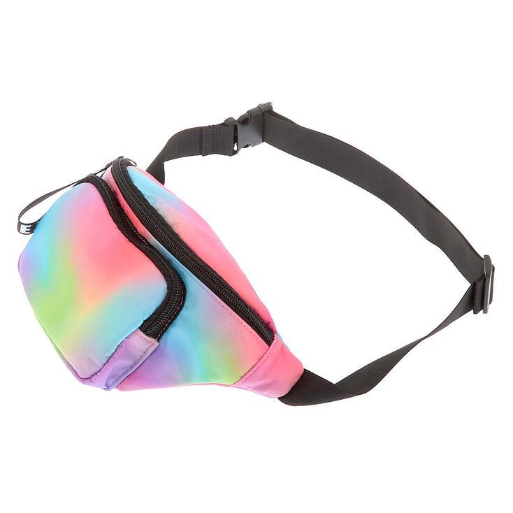 Rainbow Tie-Dye Bum Bag,