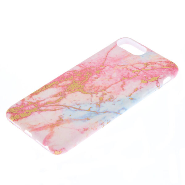 Claire's - pastel marble phone case - 2