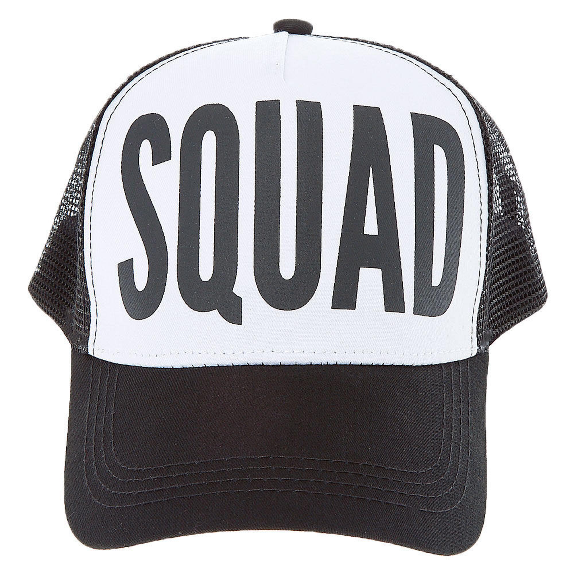 de90a090e08 Squad Trucker Hat