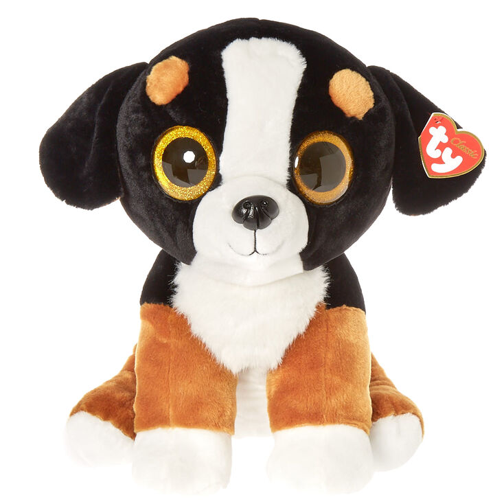 Ty Beanie Boo Large Roscoe The Dog Plush Toy Claire S Us