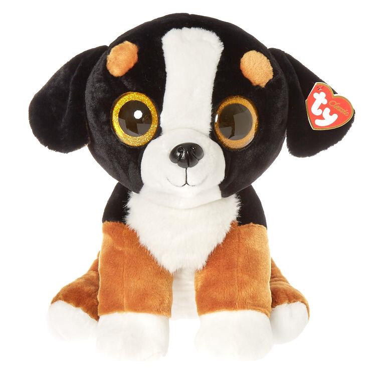 Ty Beanie Boo Large Roscoe the Dog Plush Toy  ed003aaf3f5