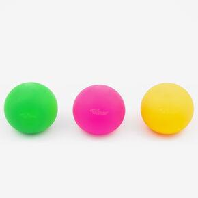 Jouet fidget boules anti-stress fluo Diddy - Lot de 3,